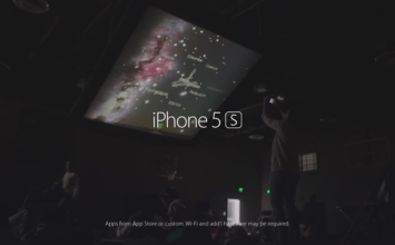Apple新iPhone5s廣告:Powerful