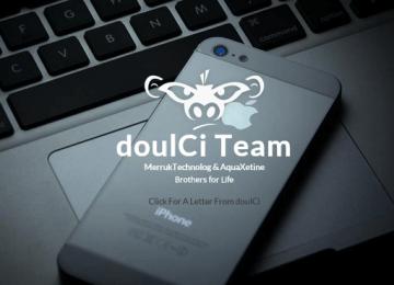 [iOS7漏洞教學]使用doulCi來繞過iOS7解鎖iCloud驗證伺服器並重刷iOS7系統