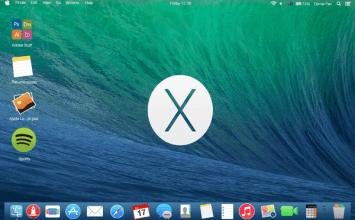 WWDC14發表前夕 MAC OSX 10.10 系統測試畫面遭流出?