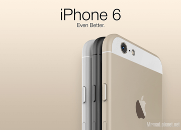 [iPhone6爆料]網路謠言又添加一樁!iPhone6最後定型樣貌就是這樣?