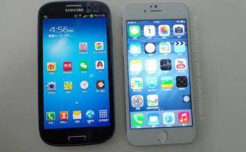 [懶人包]iPhone6未發表 中國山寨機搶先推出開賣