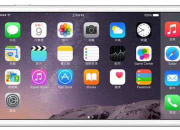 [iOS8教學]為何iPhone6 Plus無法橫向翻轉?翻轉技巧教學