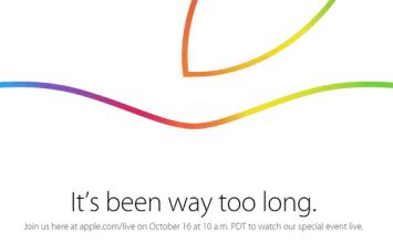 [Live]2014蘋果發表會線上直播轉播 (Apple 2014.10.16 Live)Apple發表會直播