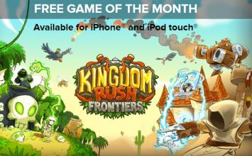 [限時免費]趕緊來搶iOS大作「王國突襲:邊境之戰 Kingdom Rush:Frontiers」iGN免費下載代碼