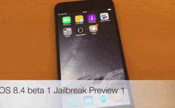 [越獄消息]iOS8.4越獄離我們越來越近,樹人i0n1c展示第一個iOS8.4 beta1完美越獄!