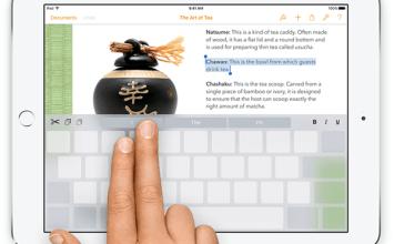 [Cydia for iOS8必裝] iOS9 鍵盤手勢移植至iOS8上!完美控制輸入位置「iOS9 KeyboardSelection」
