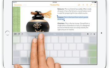 [Cydia for iOS8必裝] iOS9 鍵盤手勢移植至iOS8上!完美控制輸入位置「iOS9 KeyboardSelection」