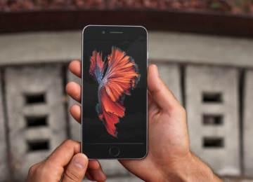 [桌布分享]免費搶先下載iPhone 6s隱藏版桌布