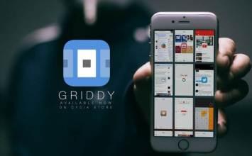 [Cydia for iOS8~iOS9] 火紅越獄界插件!全新打造後台多工介面操作系統「Griddy」(附中文化)