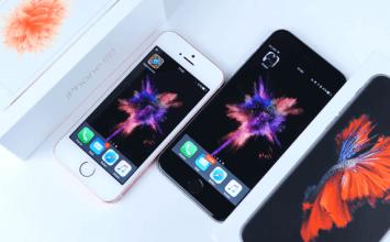 [開箱]內藏高等配備iPhone SE開箱!硬體缺陷評測差異說明