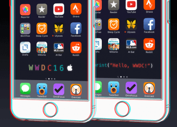 [桌布分享]超好看的2016 WWDC發表會桌布免費下載