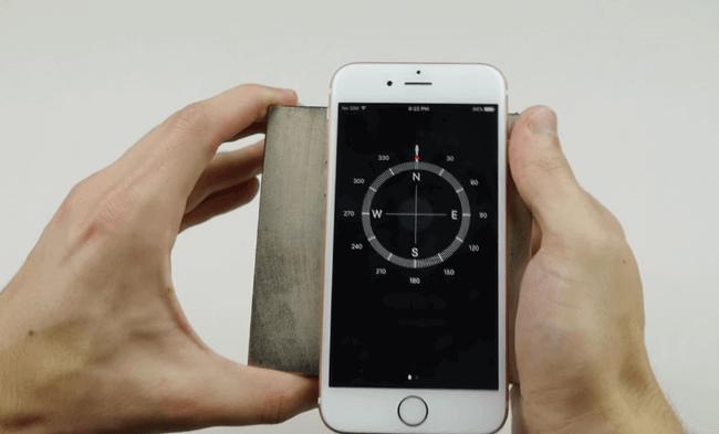 NdFeB magnet iphone6s-3