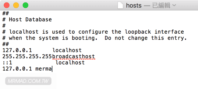 mac host-01