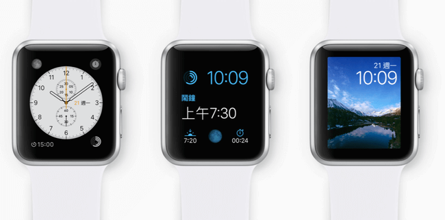 apple watch-surface