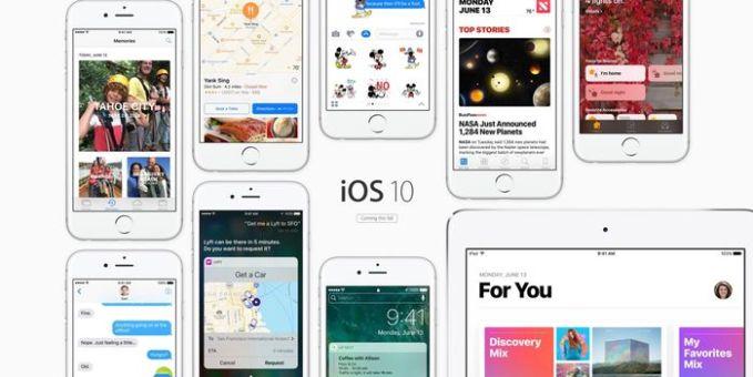 iOS-10-WWDC