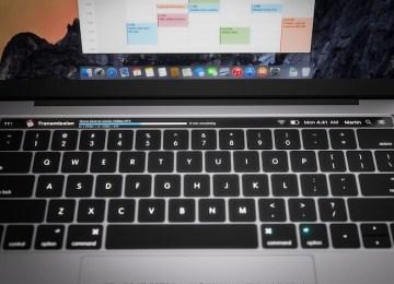 國外設計師martinhajek推出MacBook Pro的OLED觸控概念