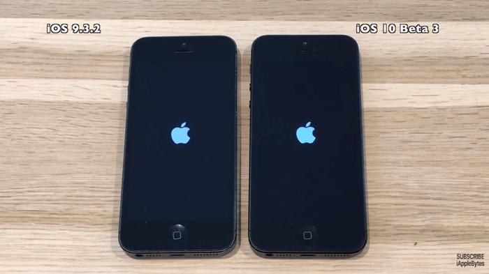 iphone5-iOS10-beta3-vs-iOS3.3.2