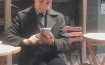 太慢了!iPhone代言人林志穎今日才手握iPhone7 Plus玫瑰金