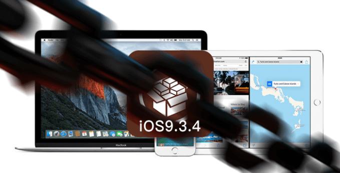 apple-ios9.3.4 releases