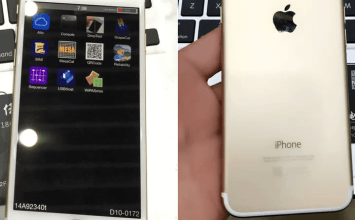 iPhone7 真原型工程機首度曝光!有影片與照片可證實