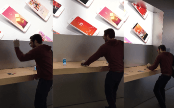 法國Apple Store直營店首例遭民眾惡意砸毀多台iPhone
