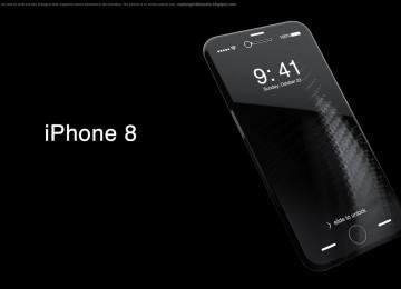 iPhone 8 概念設計已經強到沒有人可以追的上技術