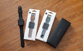 [開箱]Apple Watch 真皮錶帶 NOMAD 與 monowear 優異比較