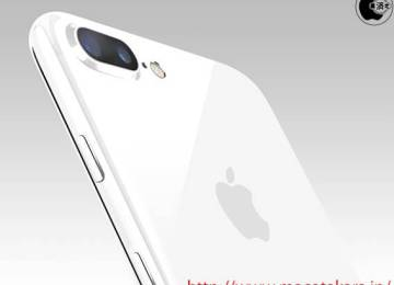 Apple 有打算推出 iPhone 7 純白色版本「曜石白」?