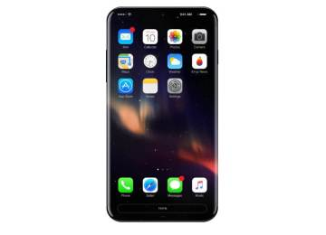 蘋果最新一代iPhone 8概念設計出爐!工業技術更上一層樓
