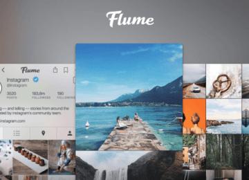 Flume for Instagram:Mac上最優秀Instagram工具!限時免費升級專業版