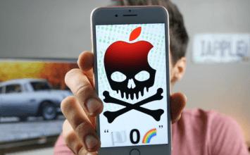 iPhone用戶小心!只要收到彩虹Emoji簡訊就會導致iOS 10瞬間當機