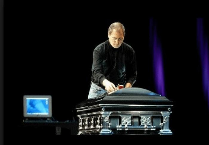 WWDC17場地回顧:15前蘋果在聖荷西WWDC大會舉辦一場葬禮