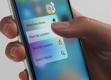 Peek-a-Boo 輕鬆讓無3D Touch設備也能夠實現該功能