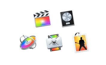 蘋果針對教育用戶推出優質專業影音套裝方案Pro Apps Bundle for Education