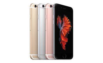 2016年全球最熱賣手機iPhone 6s奪冠!其次iPhone 7與iPhone 7 Plus