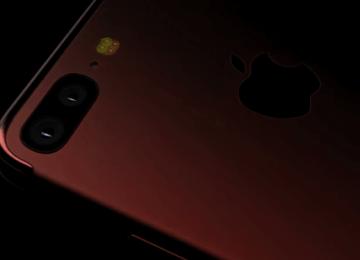 紅色版iPhone 8會長怎樣?國外設計師推出最新概念影片