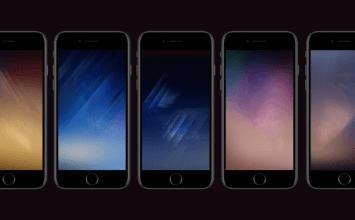 [桌布分享]iPhone也能使用最新Samsung Galaxy S8桌布圖