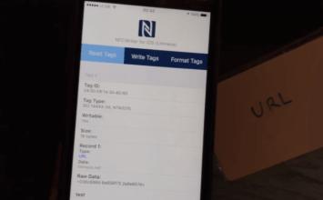 解禁iPhone上的NFC晶片插件即將推出!讀寫NFC數據超方便