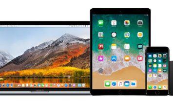 [桌布分享]最新iOS 11、macOS High Sierra高畫質新桌布搶先下載