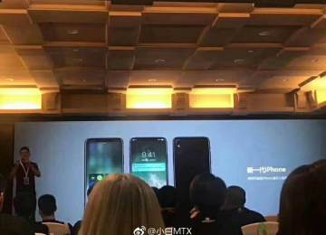iPhone 8 單位內部溝通簡報會議曝光!有無線充電、快充、臉部掃描