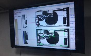富士康流出iPhone 8工程驗證測試設計圖!出現無線充電線圈