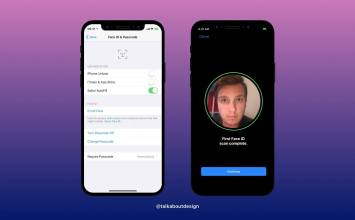 快速瞭解 iPhone X 將帶來高安全度「臉部辨識 Face ID」功能設定