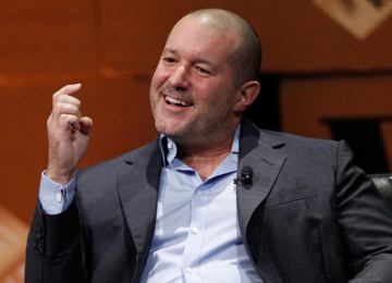 Apple 首席設計師 Jonathan Ive:iPhone X 可花了五年時間設計