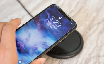 [開箱]iPhone X/8系列專用無線充電座Mophie Wireless Charging Base開箱
