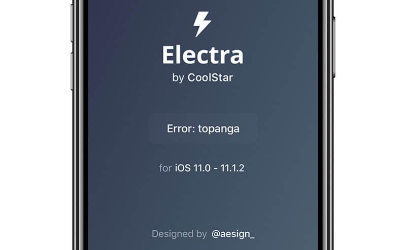 完美解決Electra越獄顯示「Error: topanga」錯誤方法