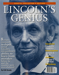 Lincoln's Genius - special