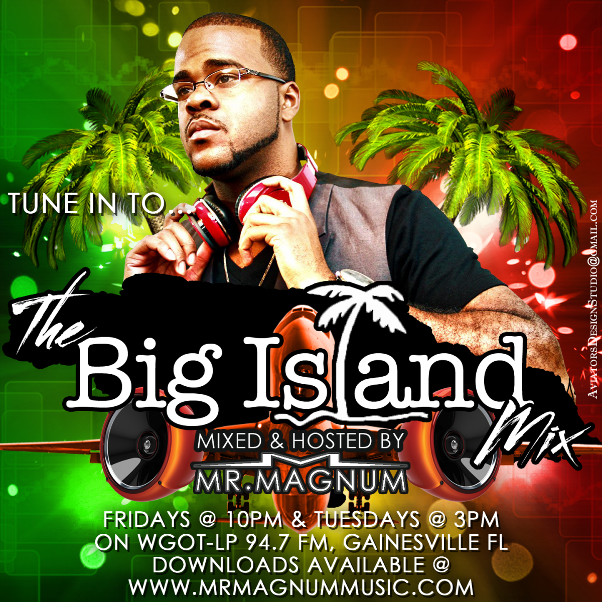 The Big Island Mix S0101 - The Warm Up