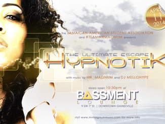 Hypnotik - The Ultimate Escape, Gainesville, FL, Mr. Magnum
