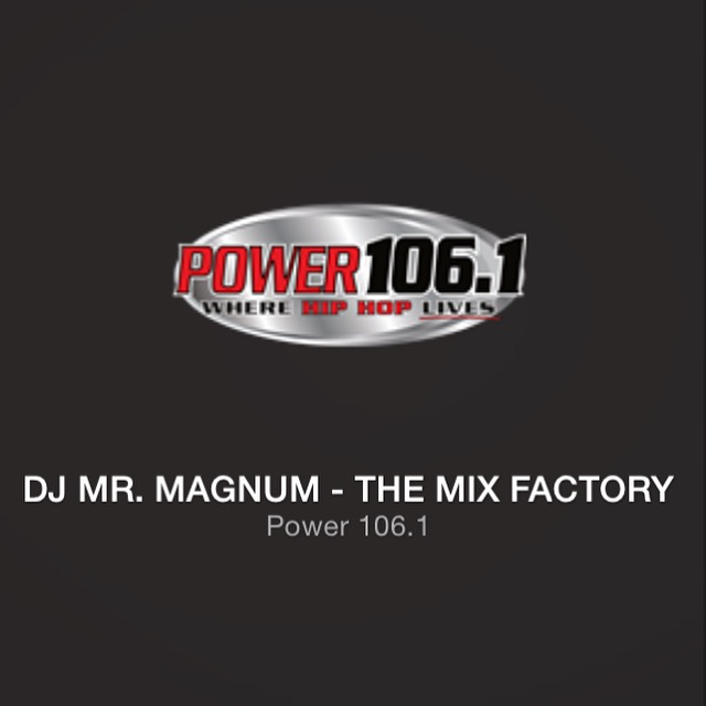 Power 106.1 Labour Day 2015 Mix