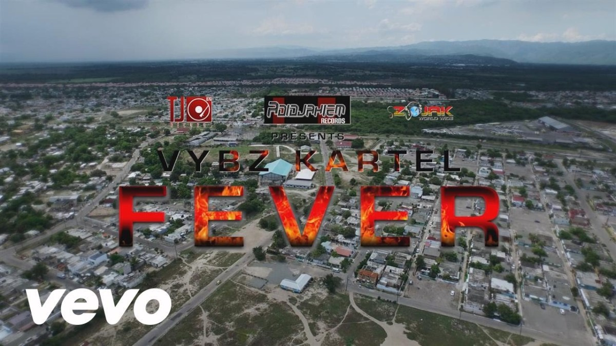 Vybz Kartel - Fever (Music Video)